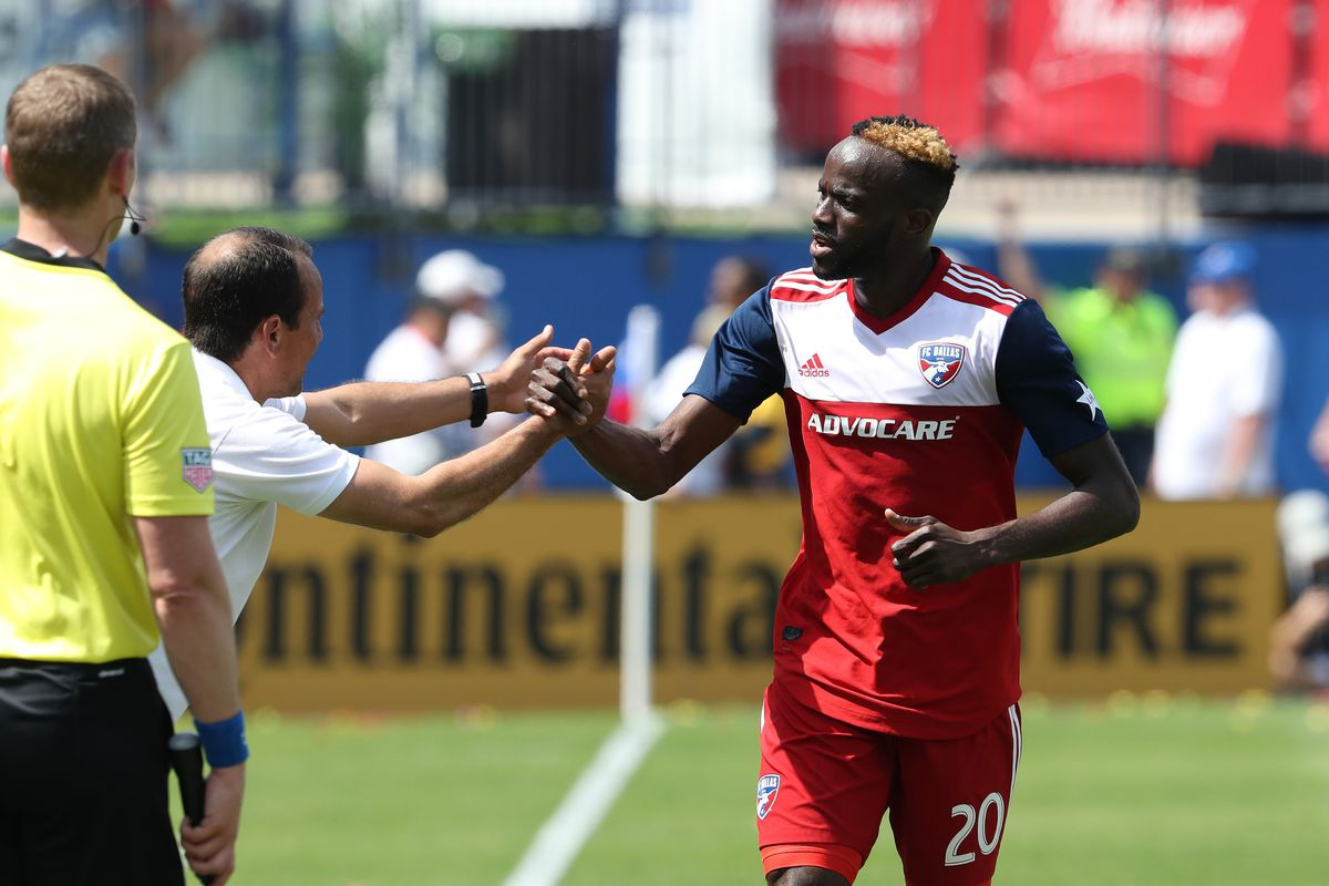 6a080aa8c Which departed player will FC Dallas miss the most in 2019  - Big D ...