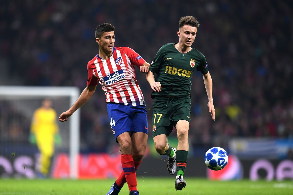 atlético madrid 2 0 as monaco player ratings into the calderon