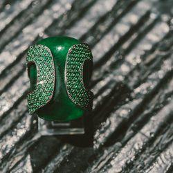 Carla Amorim ring, $11,800