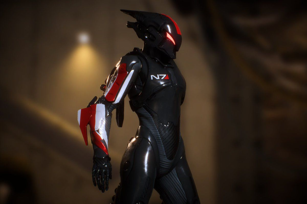 BioWare's Anthem Features Mass Effect Armor, Too