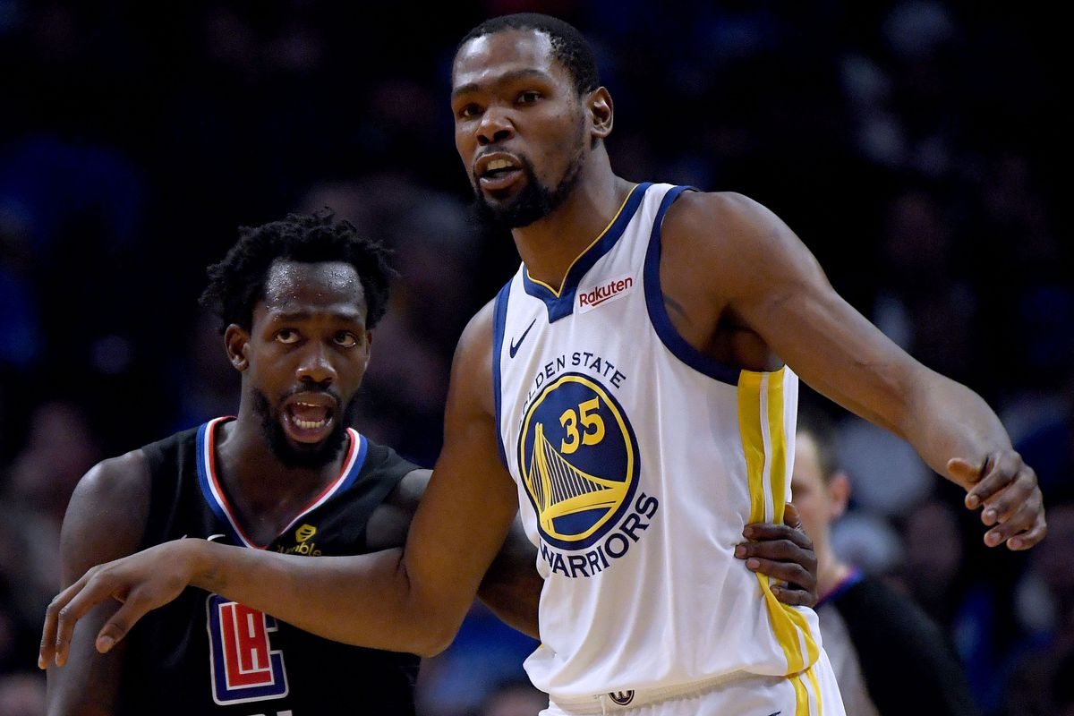 Golden State Warriors v Los Angeles Clippers - Game Six