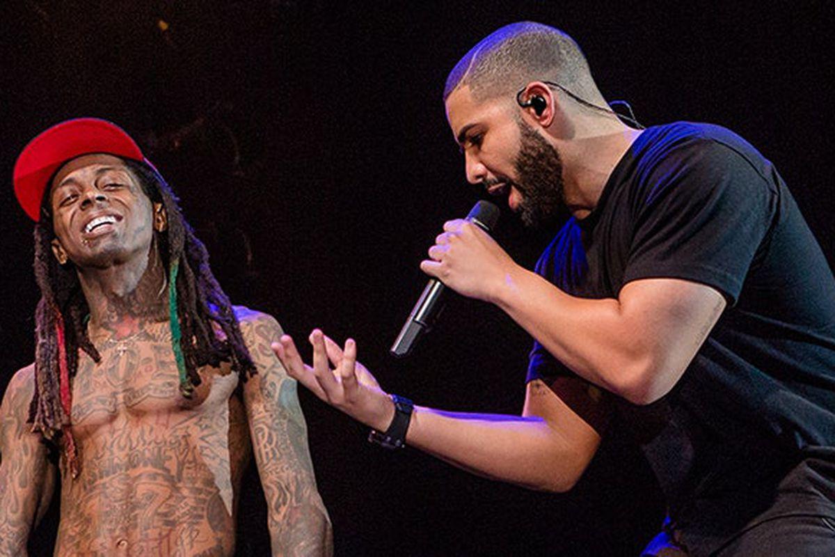 Lil Wayne Recalls When He Played Lollipop For Drake And Kobe Bryant Revolt