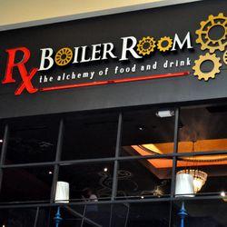 Rick Moonen's Rx Boiler Room is scheduled to open July 5.