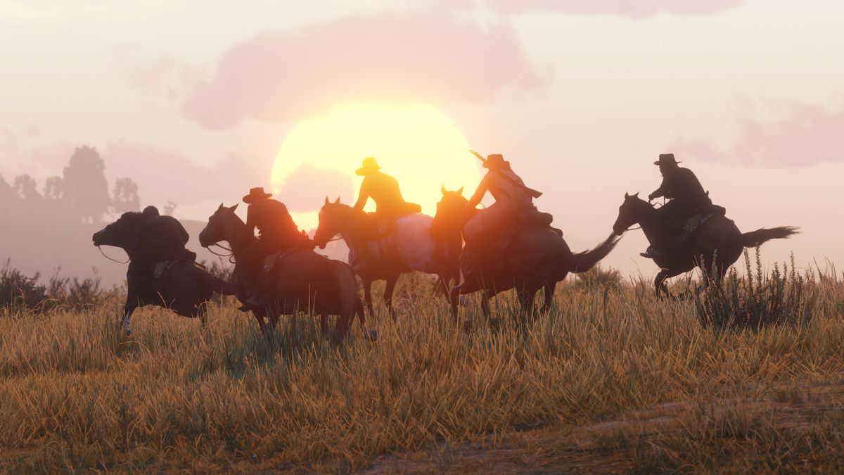 Red Dead Online Posse and Co-operative