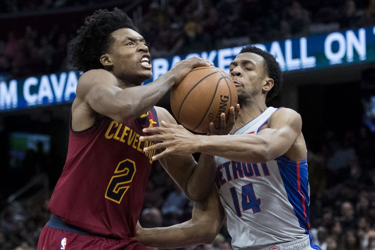 Cleveland Cavaliers vs. Detroit Pistons gamethread