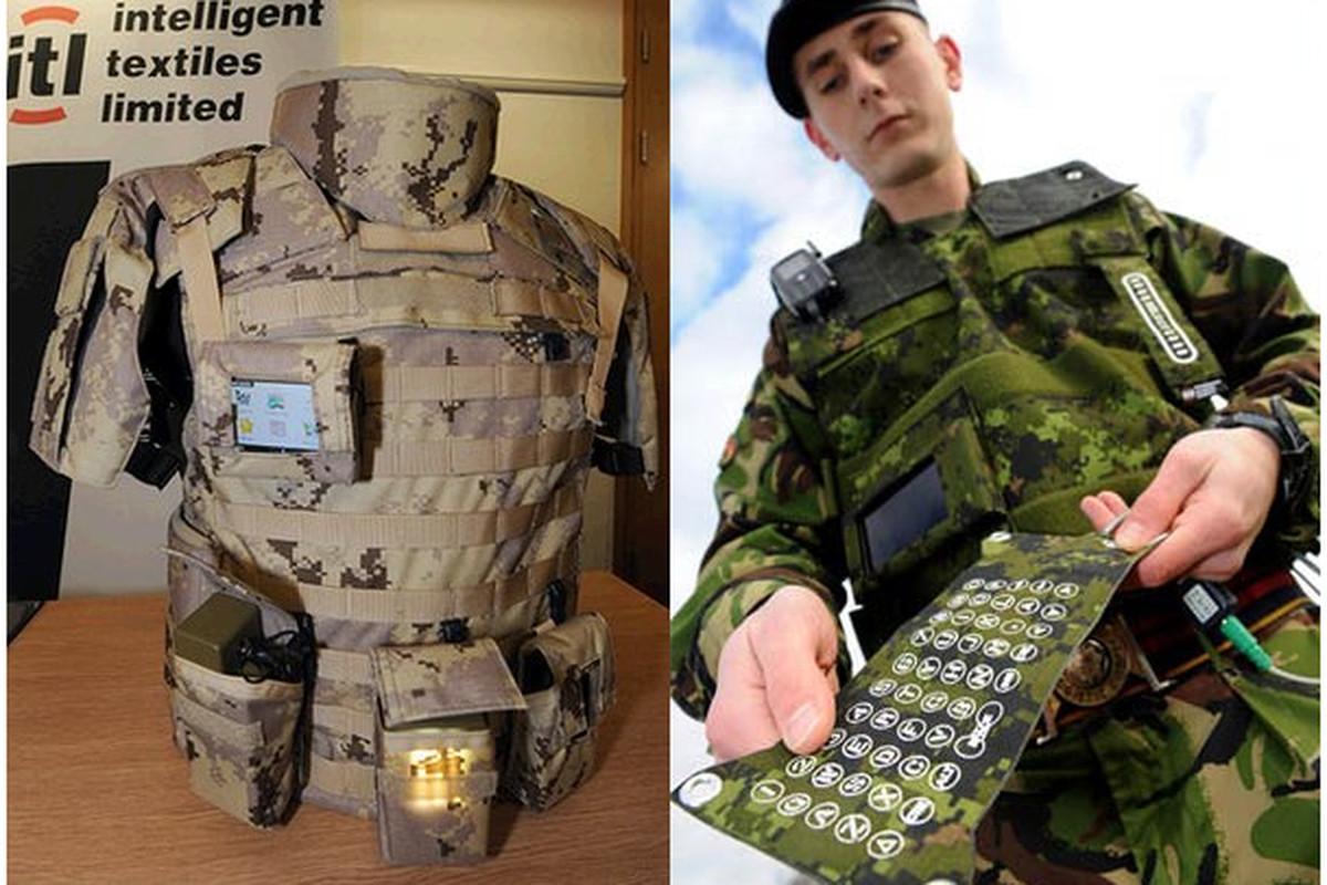 Intelligent Textiles Uniform