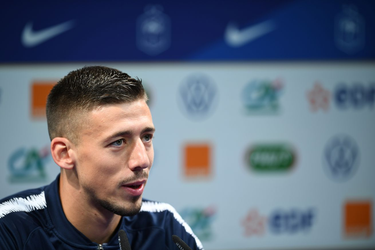 Messi makes me suffer every day in training - Lenglet