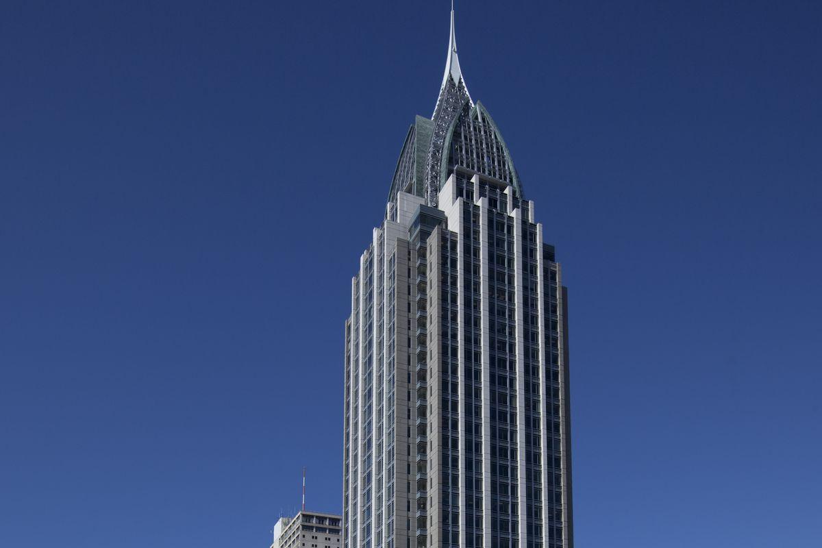 RSA Battle House Tower, Mobile, Alabama