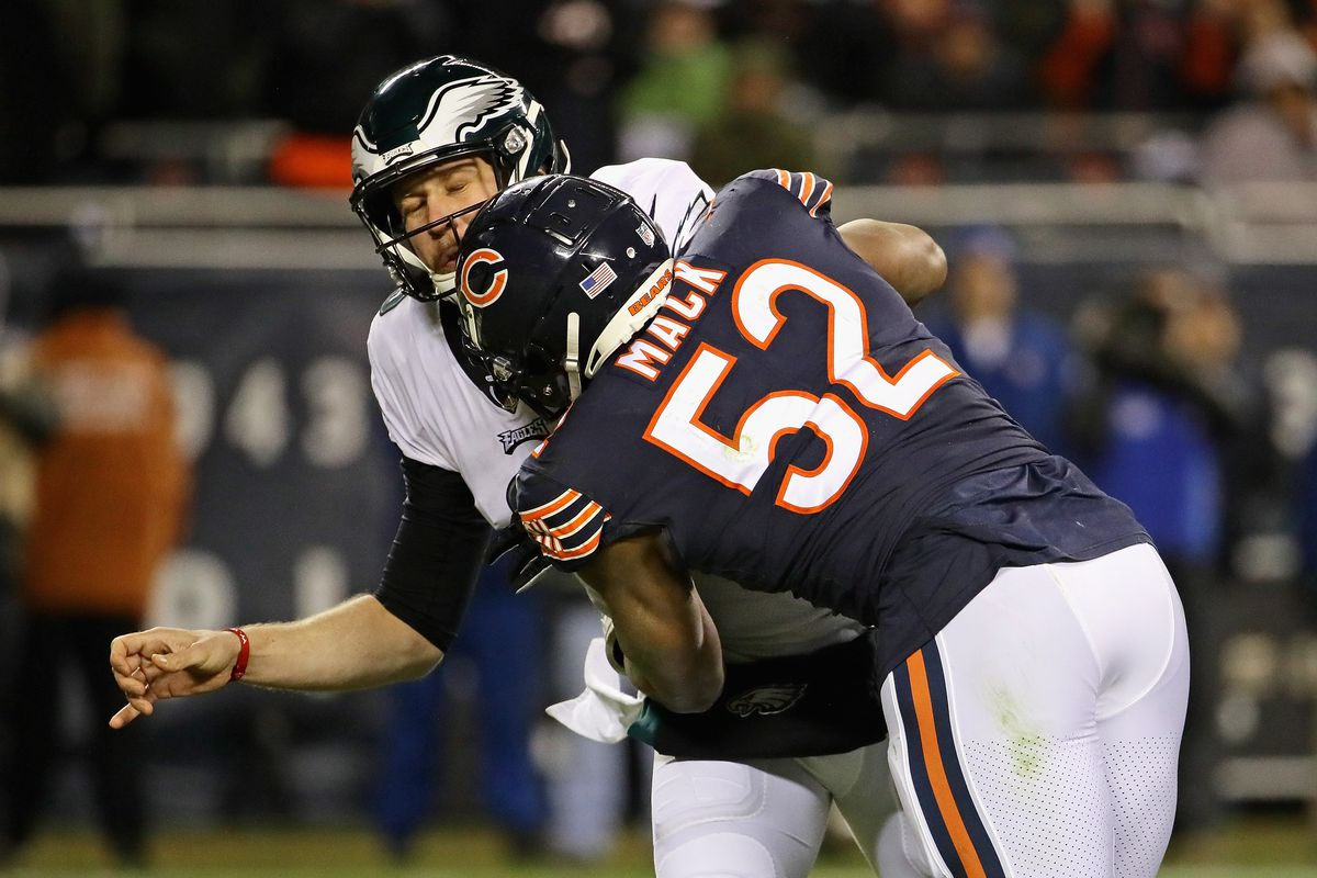 wholesale dealer 8c972 d54af Khalil Mack eager to take his game to another level ...