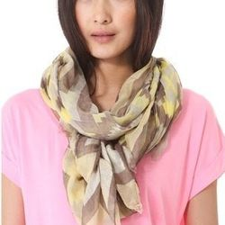"""<a href=""""http://www.shopbop.com/navajo-new-mexico-scarf-spun/vp/v=1/1562739092.htm?folderID=2534374302062834&fm=other-shopbysize-viewall&colorId=17712"""">Spun Scarves by Subtle Luxury New Mexico Scarf</a>, $41.60 (was $52.00)"""