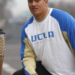 UCLA's Xavier Su'a-Filo, who played at Timpview High School, was recently interviewed in a Sports Illustrated article.