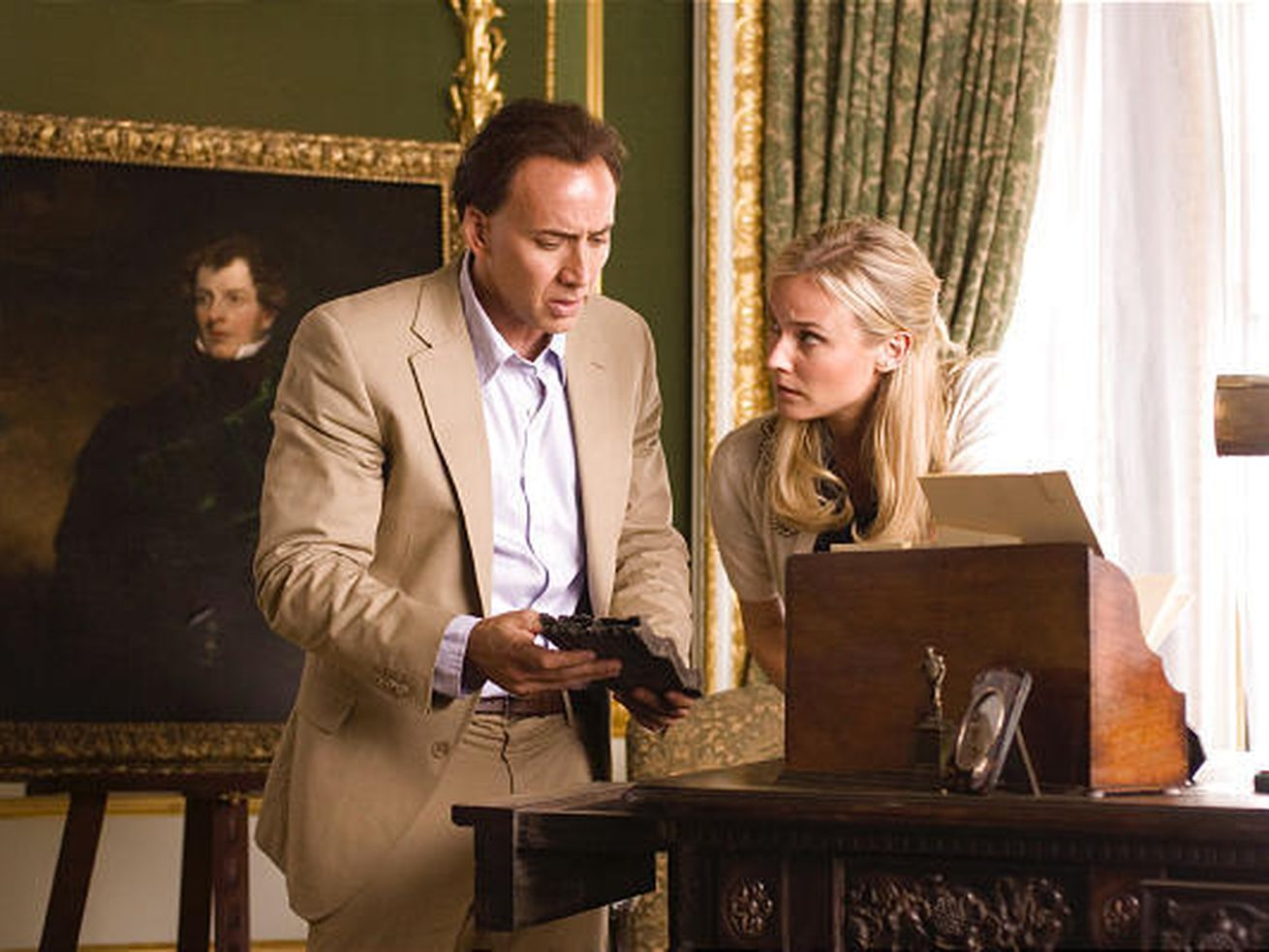 'National Treasure 3' is officially in the works