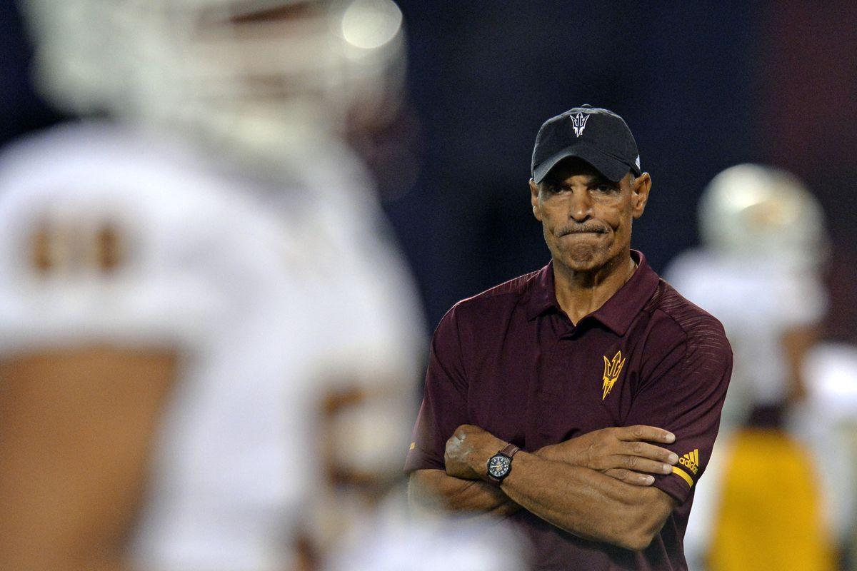 NCAA Football: Arizona State at San Diego State