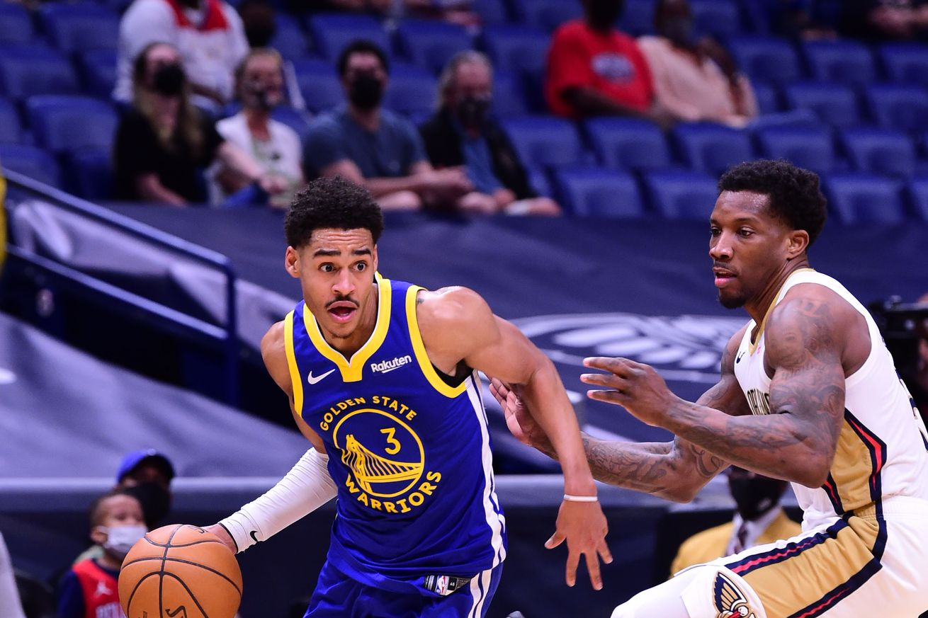 Golden State Warriors v New Orleans Pelicans