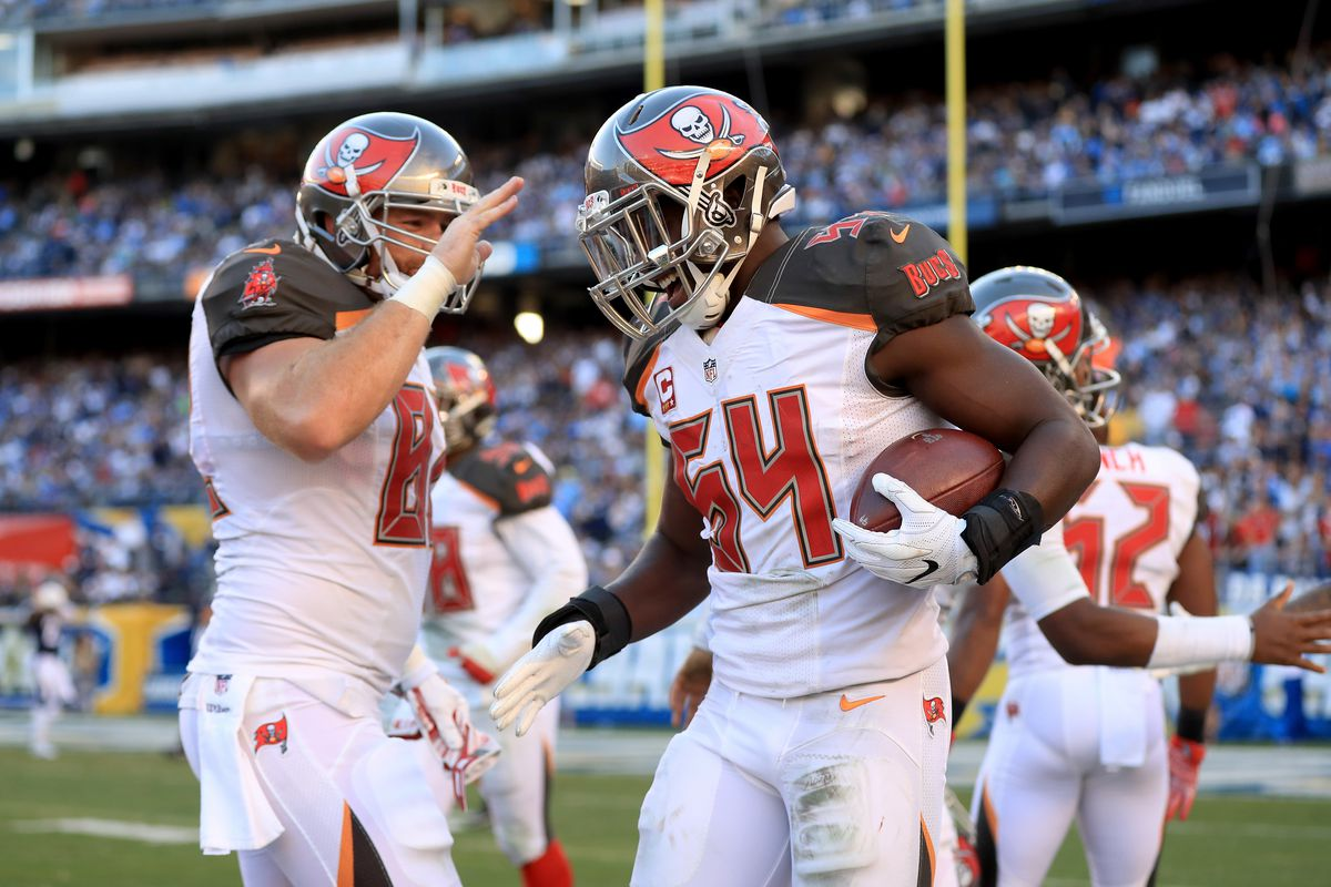 Tampa Bay Buccaneers v San Diego Chargers