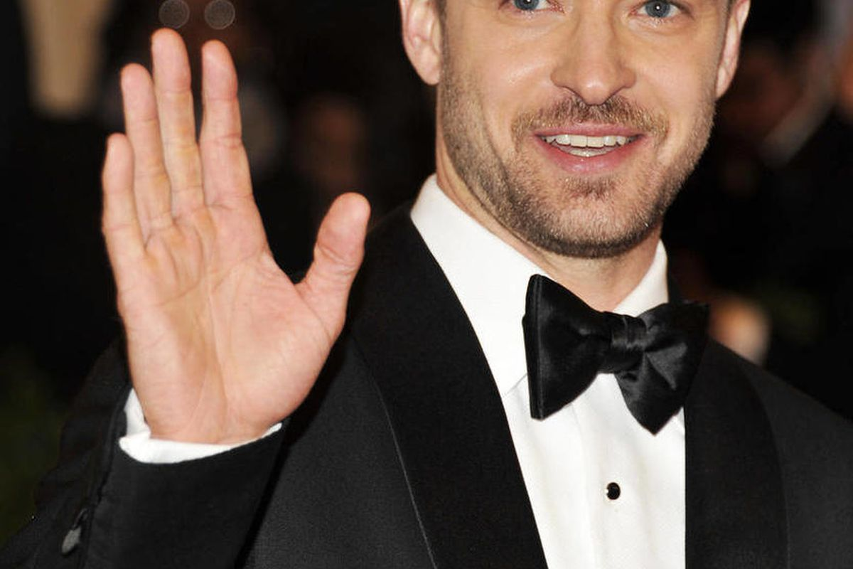 FILE -- In a May 7, 2012 file photo Justin Timberlake arrives at the Metropolitan Museum of Art Costume Institute gala benefit,   in New York.  Myspace is trying to stage yet another comeback with the help of investor Justin Timberlake.