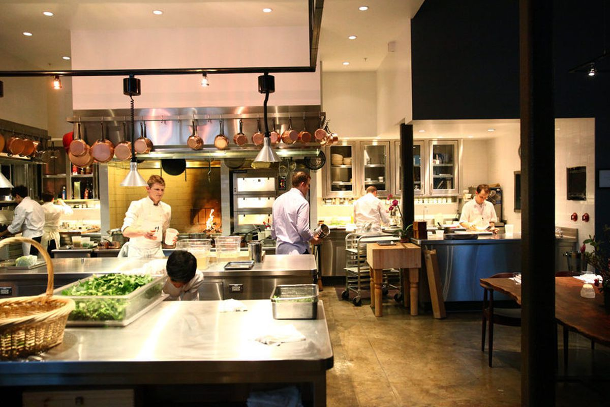 Breaking Saison Also Gets Three Stars From Michelin Eater Sf