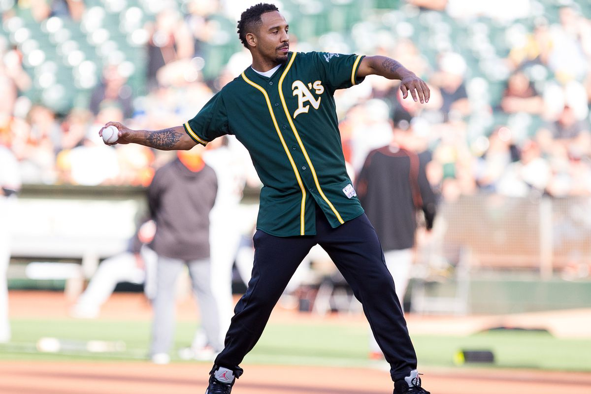 Unfortunately, Andre Ward's 1st pitch was the highlight