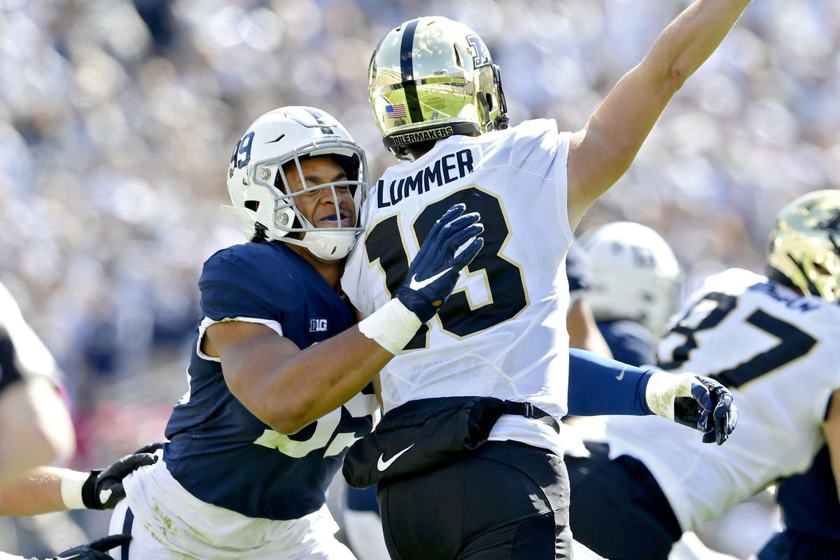 Purdue at Penn State