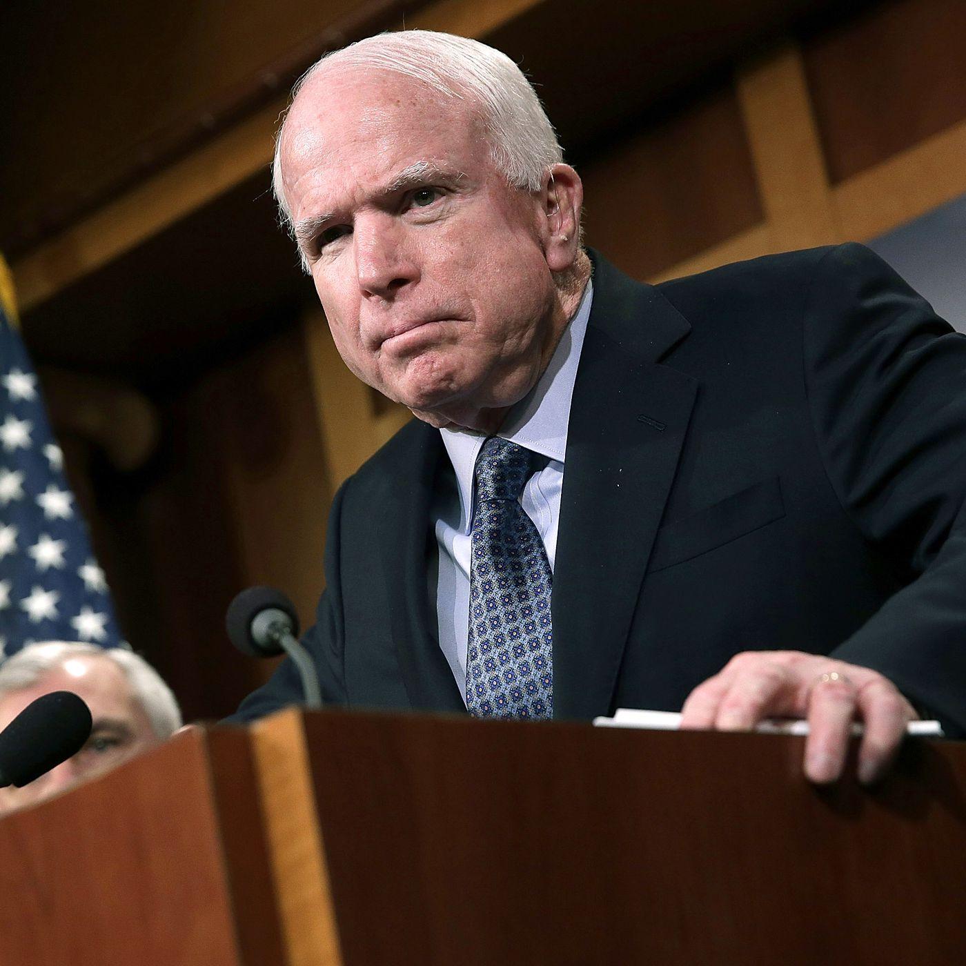 vox.com - Dylan Scott - No, John McCain did not make Republicans lose the House