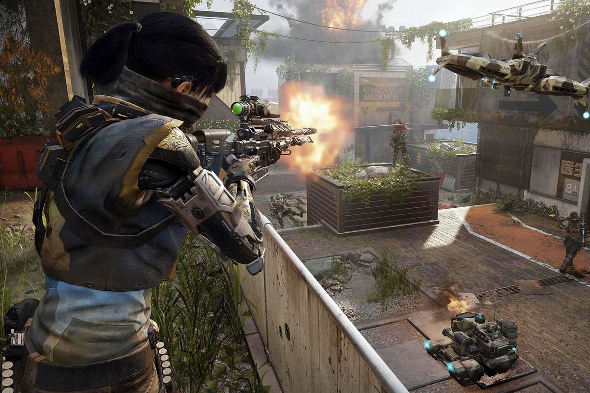Call of Duty: Black Ops 3 PC features include split-screen