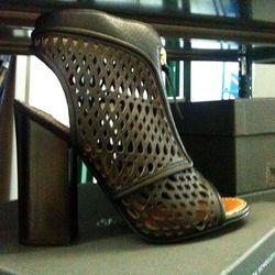Proenza Schouler booties, $395