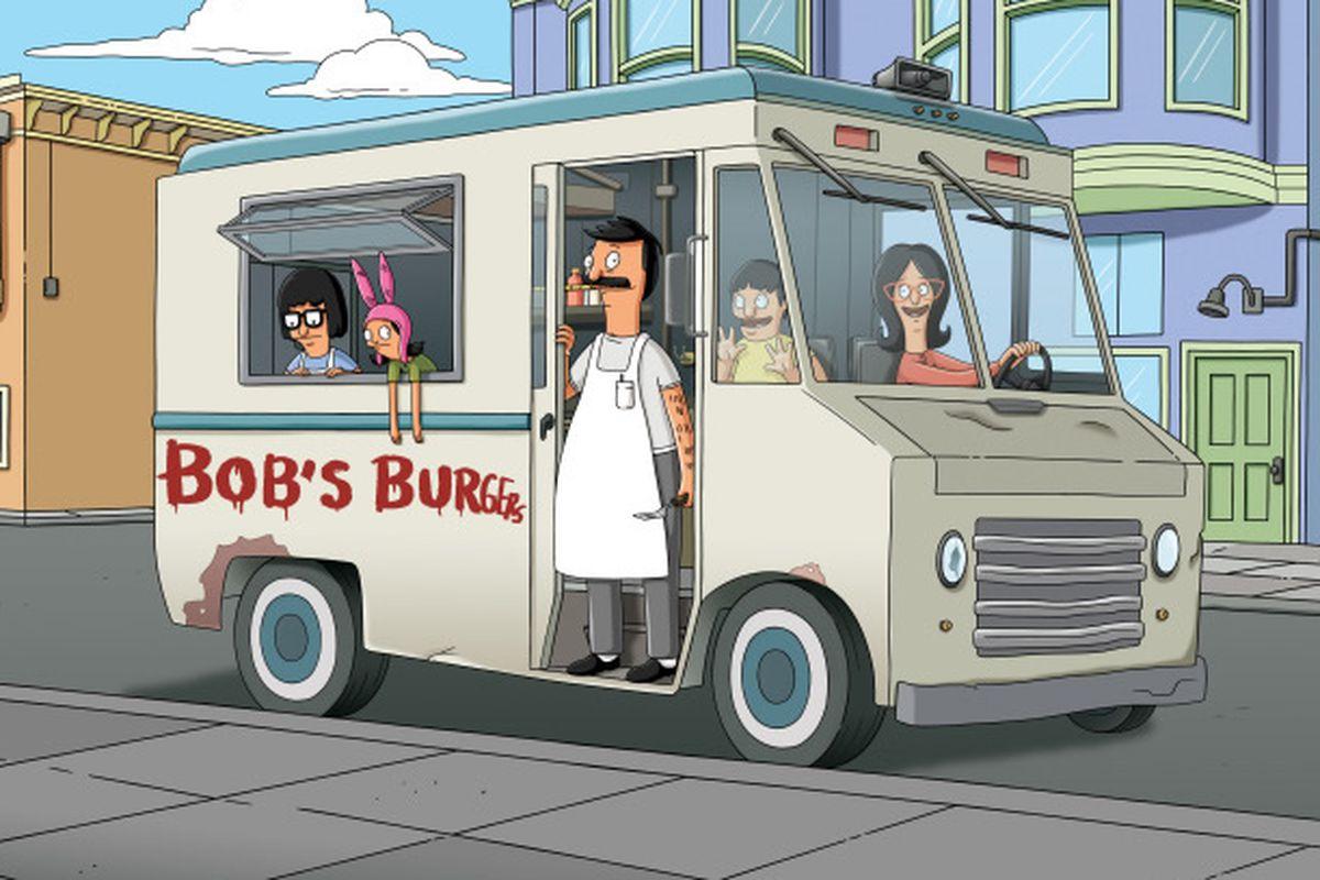 Bobs Burgers Food Truck Episode