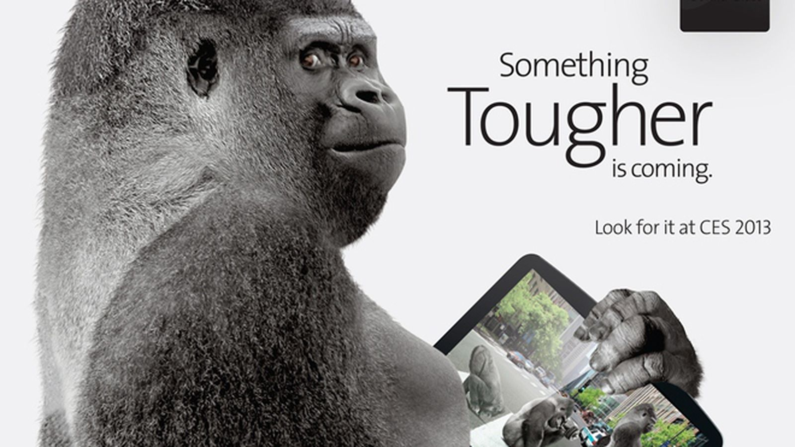 Corning Gorilla Glass 3 to be three times more scratch