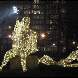 """The bazaar will include sculpture installations by <a href=""""http://jasonkrugman.com/"""" rel=""""nofollow"""">Jason Krugman</a>"""