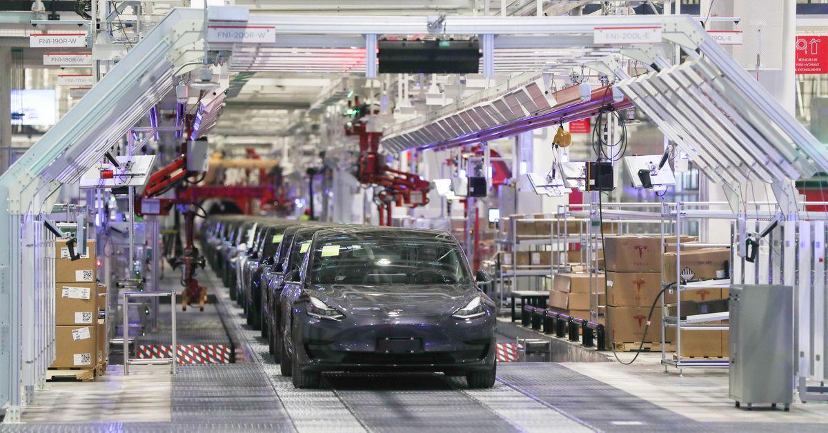 Tesla says China has ordered its Shanghai factory shut down over coronavirus fears