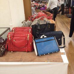 More Rebecca Minkoff purses