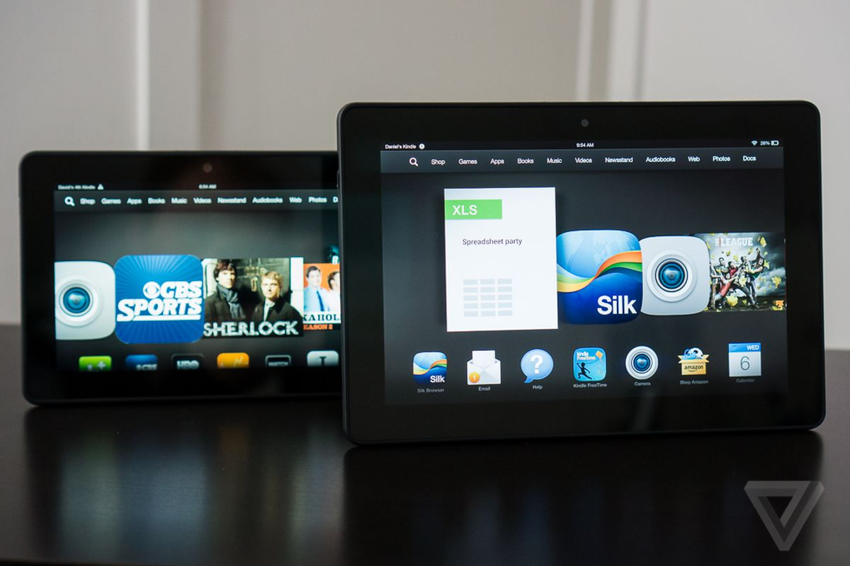 Amazon releases Kindle Fire OS 3 1 update, takes on