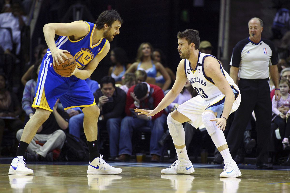 Marc Gasol will be key tonight if the Grizzlies hope to get off the snide.