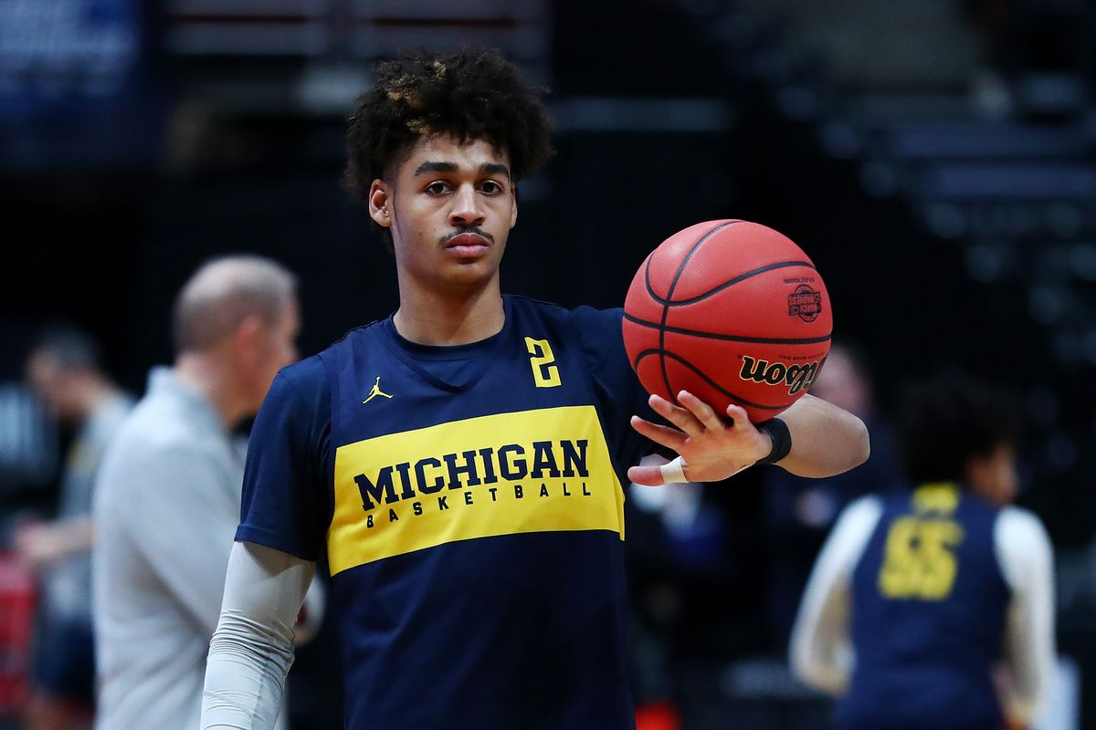 low priced a98ca 198eb It sounds like Jordan Poole is staying in the NBA Draft ...