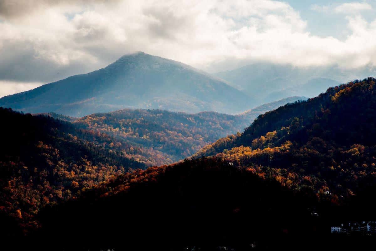Great Smoky Mountains Trail Hike