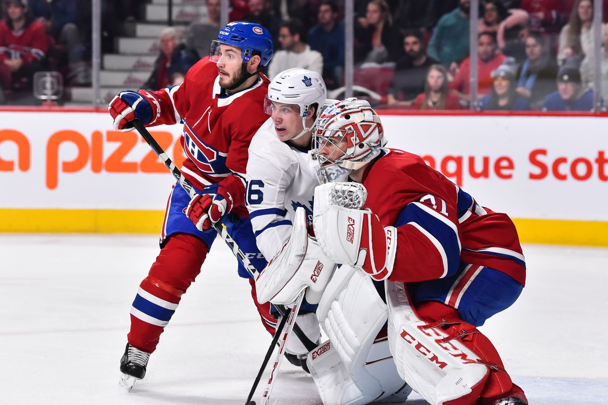 Canadiens Vs Maple Leafs Game Thread Rosters Lines How To Watch Eyes On The Prize