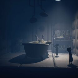 Little Nightmares 2 Glitching remains14