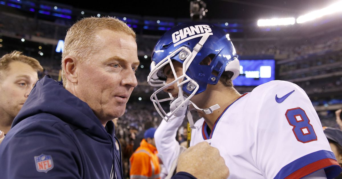 The Chris and Joe Show - Jason Garrett and an offseason preview of the offensive line