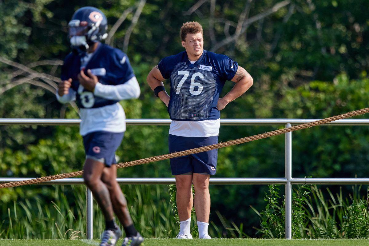 NFL: JUL 29 Chicago Bears Training Camp