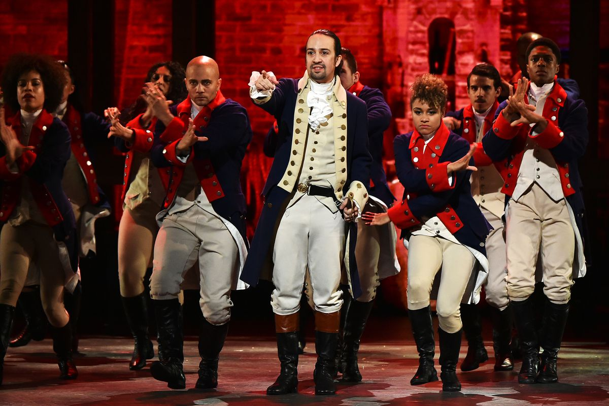 Image result for hamilton the musical