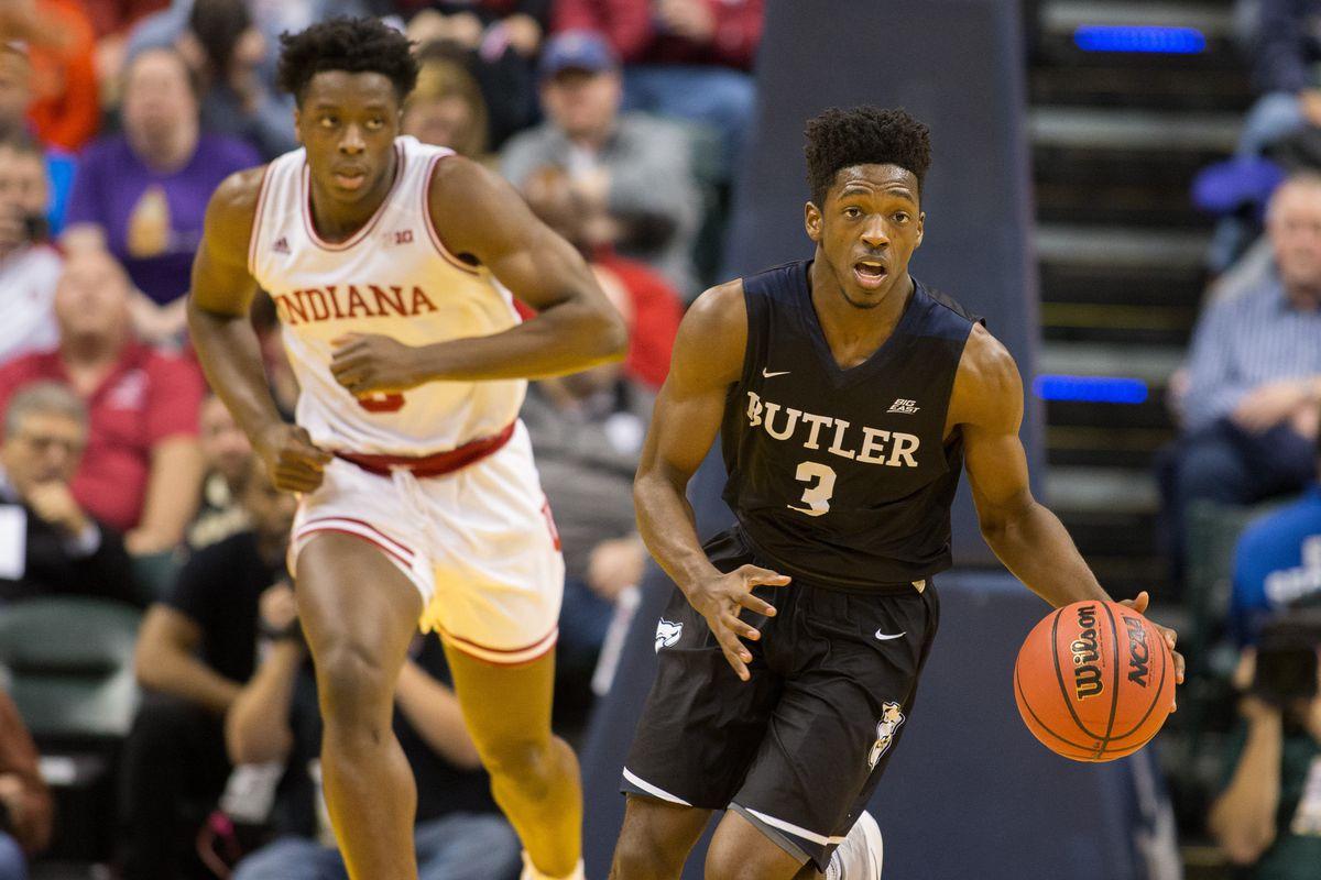 NCAA Basketball: Crossroads Classic-Butler at Indiana