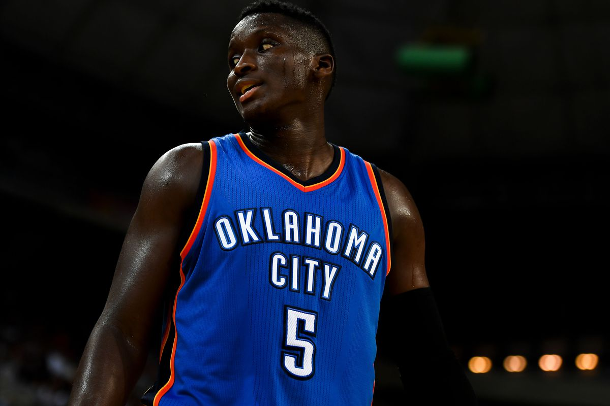 finest selection ac393 ed967 Victor Oladipo, Thunder agree on 4-year, $84 million ...