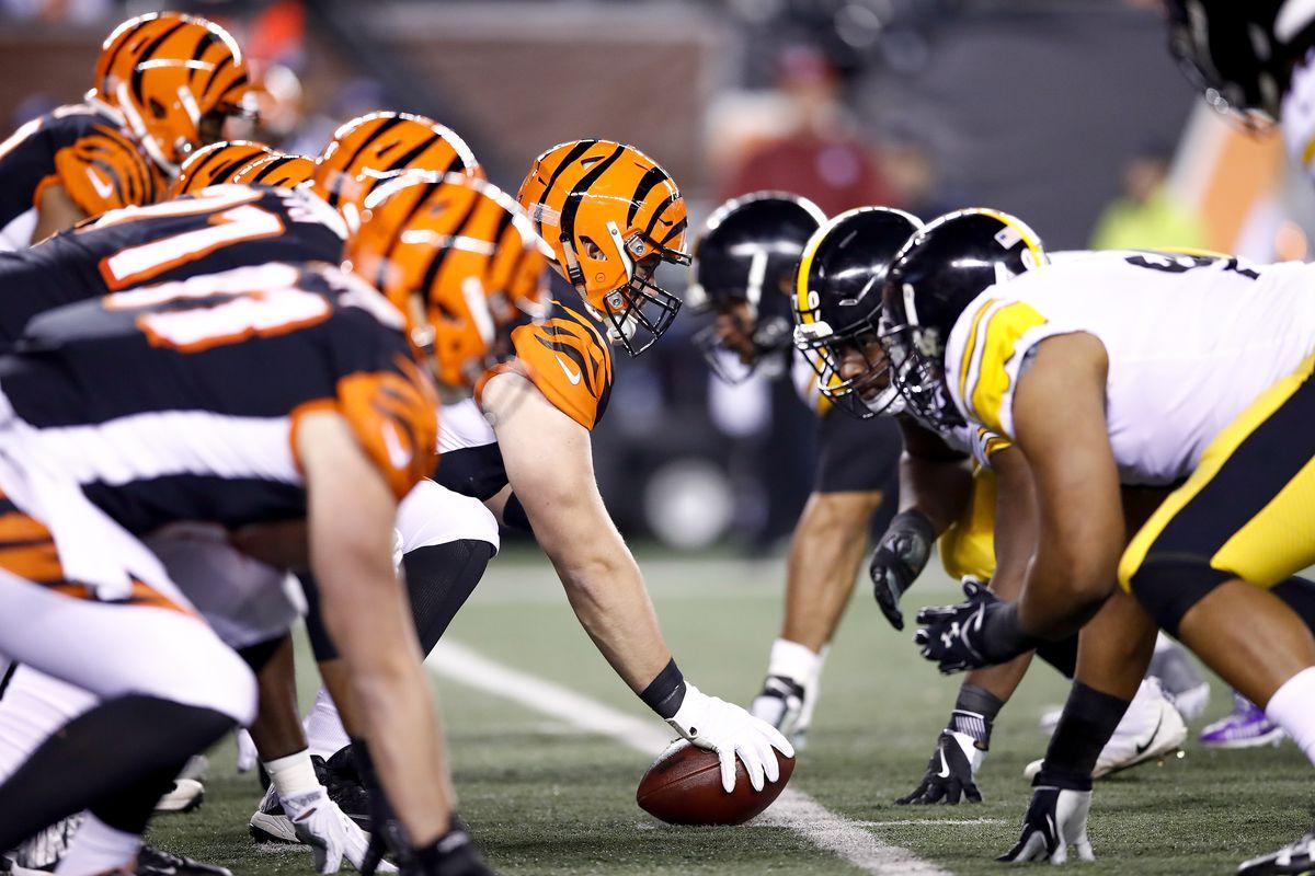 Pittsburgh Steelers vs. Cincinnati Bengals  NFL Week 6 at Paul Brown Stadium 59299b381