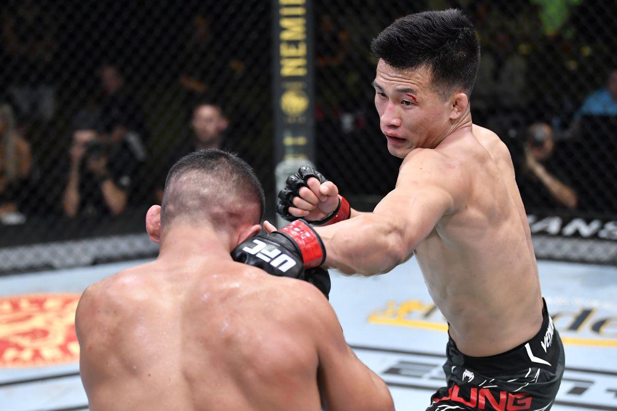 UFC Fight Night: The Korean Zombie v Ige