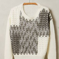 """<b>Moth</b> pullover, <a href=""""http://www.anthropologie.com/anthro/product/shopsale-freshcuts-clothing/4114283460598.jsp#/"""">$42</a> (from $128)"""