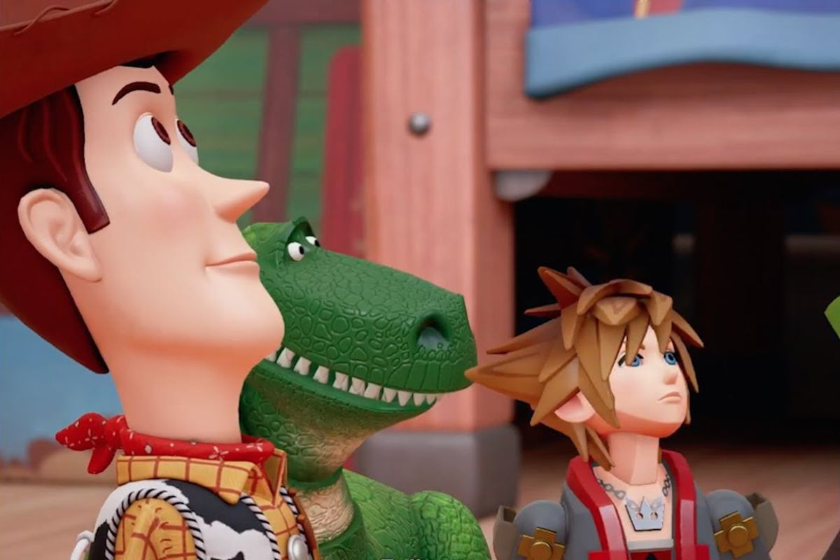 Kingdom Hearts 3 Will Have Less Disney Worlds Than Kingdom Hearts 2
