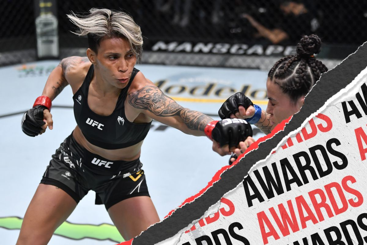Amanda Lemos fighting Montserrat Ruiz at UFC Vegas 31