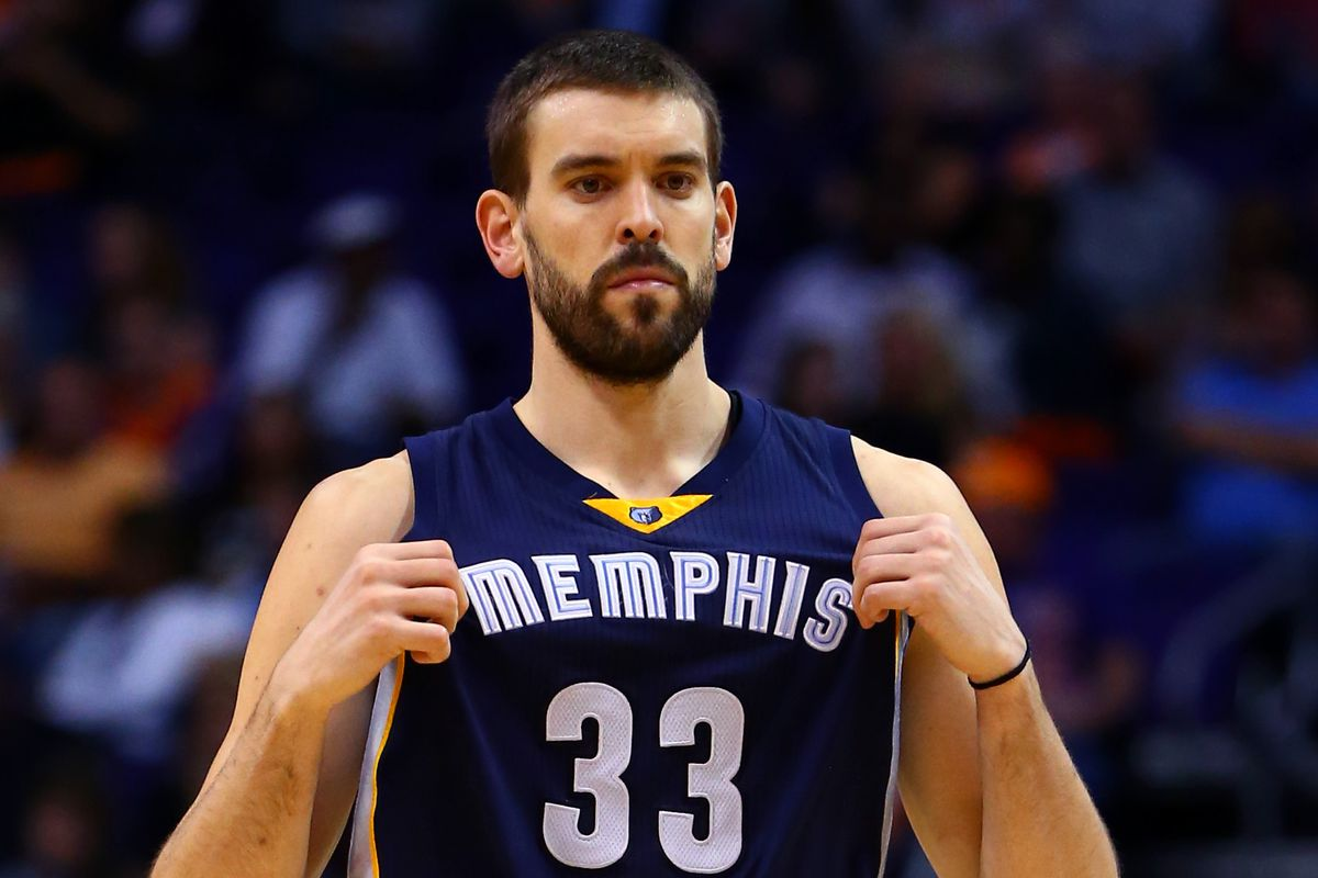 Marc Gasol: One Thousand Words To Keep Marc Gasol In Memphis