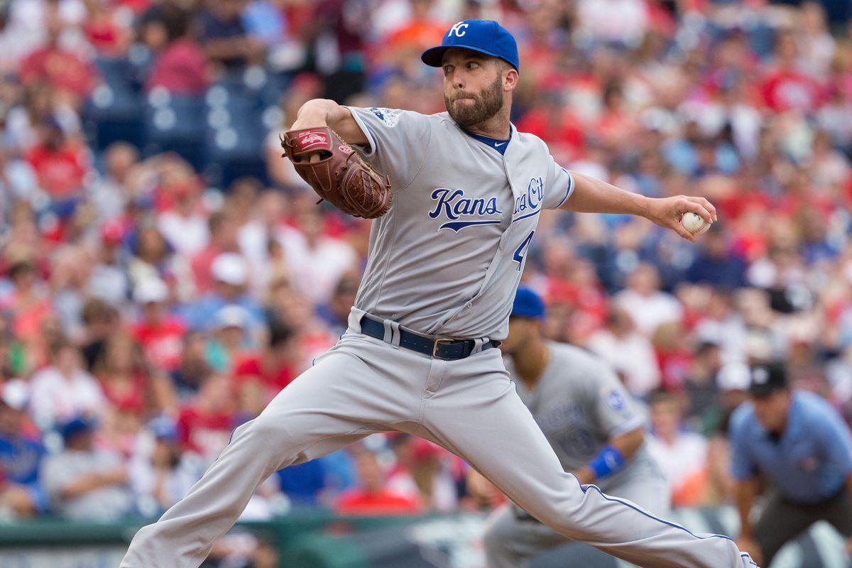 MLB: Kansas City Royals at Philadelphia Phillies