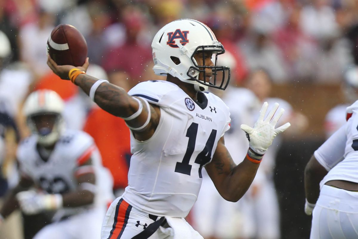 Nick Marshall's passing capabilities are often lost when looking at the Auburn offense.